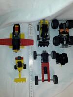 LEGO Tecnik TRANSFORMERS gépek alkatrészek