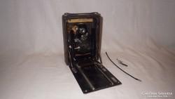 ICA REICKA 165 antik fényképezőgép