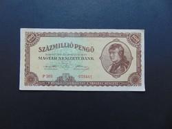 100 millió pengő 1946 P 265