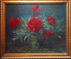 Terescsényi Endre eredeti festménye!