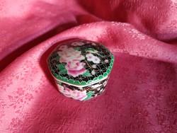 Parányi porcelán gyűrű tartó