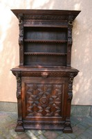 Reneszánsz  kistálaló szekrény