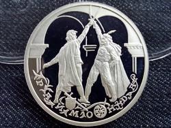 Orosz ezüst 3 Rubel 1999 - Raymonda (id7359)