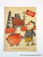 1965 január 7  /  Ludas Matyi  /  Régi ÚJSÁGOK KÉPREGÉNYEK MAGAZINOK Szs.:  9777