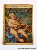 1929 ?  /  AZ UJSÁG VASÁRNAPJA  /  Régi ÚJSÁGOK KÉPREGÉNYEK MAGAZINOK Szs.:  9797
