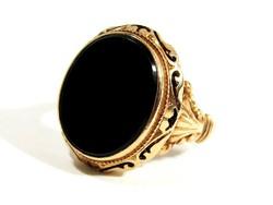 Arany gyűrű(Kecs-Au75269)