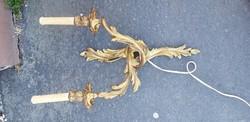 Barokk bronz falikar