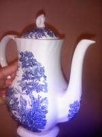 Kék mintás angol porcelánok hiánypótlásra