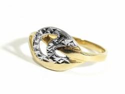 Arany gyűrű(Kecs-Au71659)