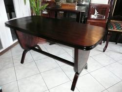 Ritka eredeti antik Art Deco design asztalka nagyon jó és szép állapotban