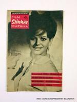 1969 március 8  /  FILM SZÍNHÁZ MUZSIKA  /  Régi ÚJSÁGOK KÉPREGÉNYEK MAGAZINOK Szs.:  9820