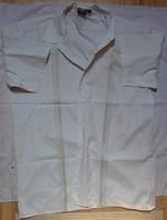 Retro, homokszínű férfiing (rövidujjú ing)