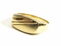 Arany gyűrű(Kecs-Au26980)