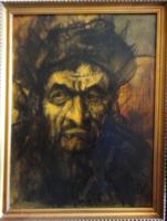 Sales! Dési Huber István eredeti festménye