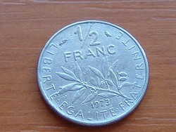 FRANCIA 1/2 FRANK 1973