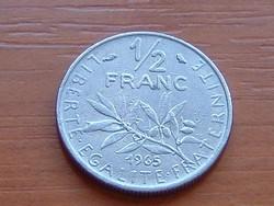 FRANCIA 1/2 FRANK 1965