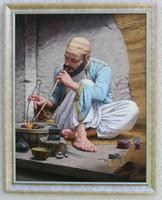 Az arab ékszerész