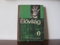 Élővilág TK. 6.osztály 1964.