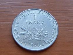 FRANCIA 1 FRANK 1976
