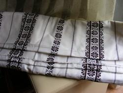 Retro textil anyag barna szőttes mintás méteráru 590 x 118 cm