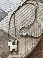 Csodálatos ALESSI ezüst nyaklánc 925