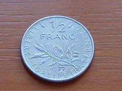 FRANCIA 1/2 FRANK 1977