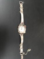 Izraeli ezüst óra gránáttal