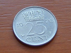 HOLLANDIA 25 CENT 1976