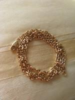 Anker arany lánc 21,5 g.