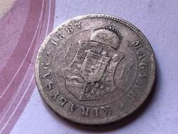 1887 ezüst 1 forint ritkább