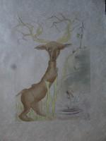 Salvador Dali, amiből egy darab van
