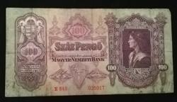 1930 SZÁZ PENGŐ