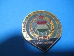 A   Magyar  N.K. kisdobosa  25