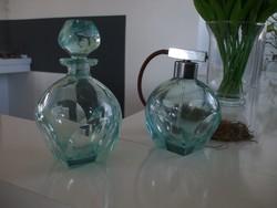 Moser parfümös üvegek