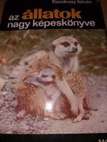 Az állatok nagy képeskönyve 1975.750.-Ft
