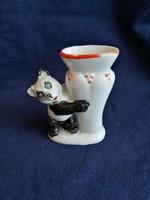Wagner & Apel pandás váza