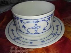 Immortelle leveses tányér.