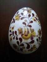 Szép hollóházi  tojás formájú bonbonier
