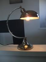 Art deco bauhaus stílusú asztali lámpa