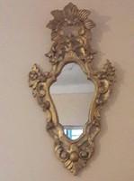 Tükör florentin fa keretben