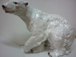 Royal Dux - Nagy jegesmedve