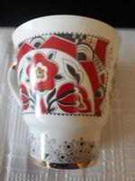 Lomonosov porcelán bögre