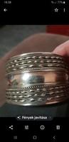 925-s ezüst karperec 52 gr csak 04.23-ig