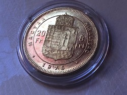 1876 arany 8 forint 6,45 gramm 0,900 gyönyörű darab