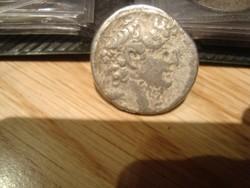 Philip I Seleucid Kingdom 14.8gr Tetradrachma