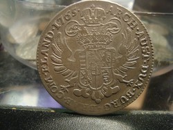 Mária Terézia  Tallér 1765!!
