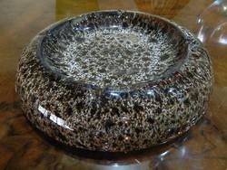 Retro Zsolnay kerámia hamutál