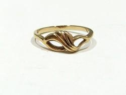 Arany gyűrű(Kecs-Au76517)