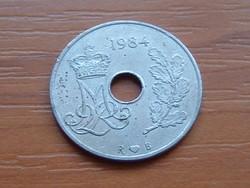 DÁNIA 25 ŐRE 1984   S+V