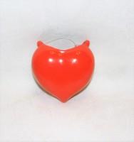 Porcelán Szív Zsolnay vagy Drasche porcelán